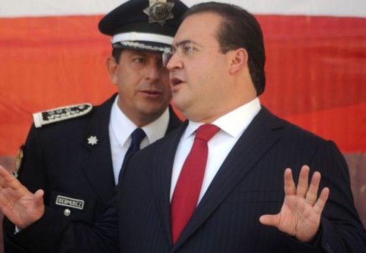 Arturo Bermúdez Zurita fue el secretario de Seguridad Pública de Veracruz. (Internet)