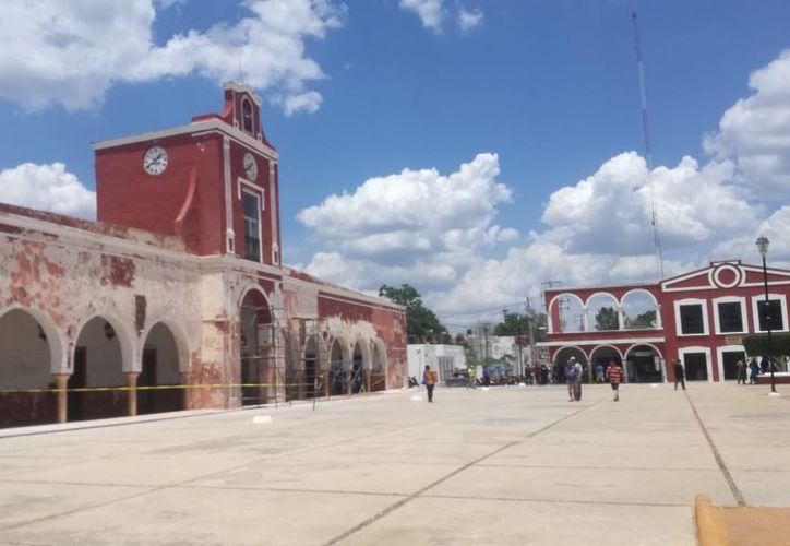 La ASEY detectó anomalías en las cuentas del ex alcalde de Ticul, Camilo Salomón López, que no han sido subsanadas. (Daniel Sandoval/Novedades Yucatán)