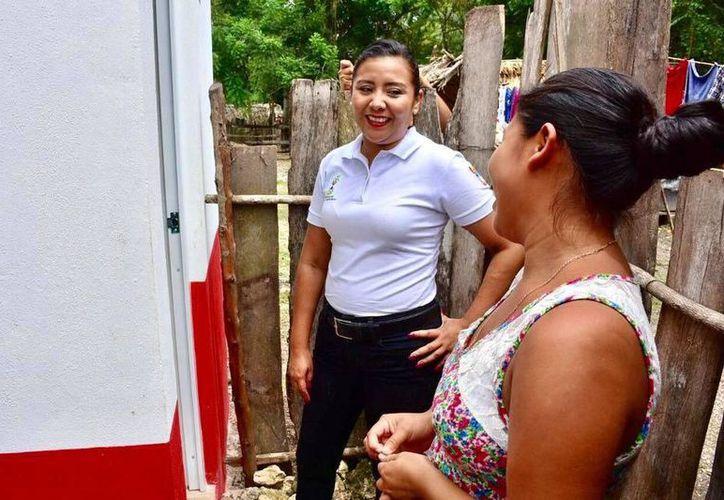 La expresidenta municipal de Felipe Carrillo Puerto dejó una deuda de cinco millones de pesos a la administración actual, por concepto de ISR.(Archivo/SIPSE)