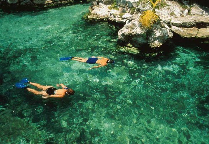 Establecerán las zonas de turismo sustentable. (Israel Leal/SIPSE)