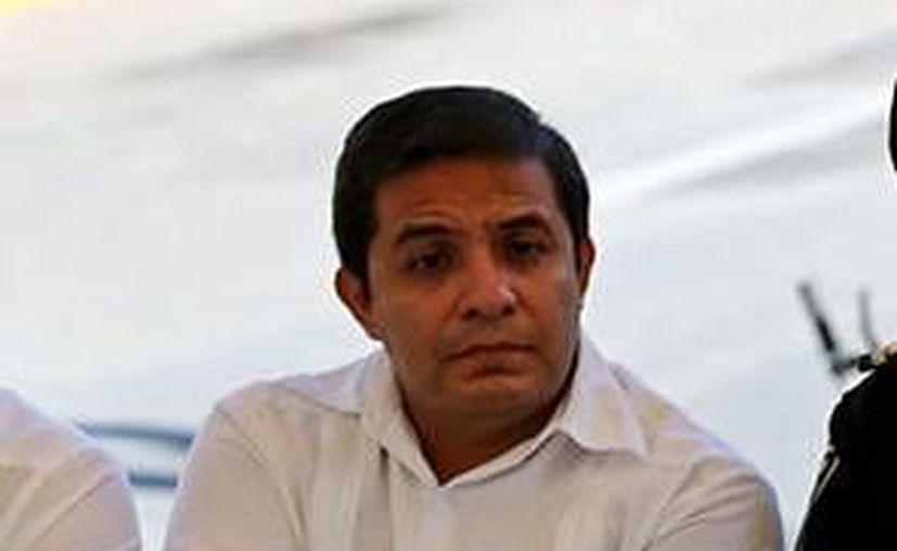Saúl Ancona Salazar apuntó que el techo financiero del 2013 fue de 22 millones de pesos. (Milenio Novedades)