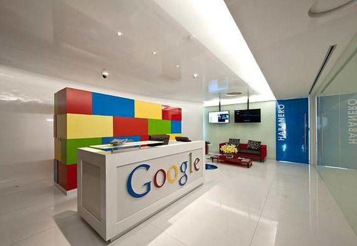 Google México, cuyas oficinas aparecen en la imagen, busca la excelencia en sus ejecutivos, para lo cual los envía a estudiar en el extranjero. (designrulz.com)