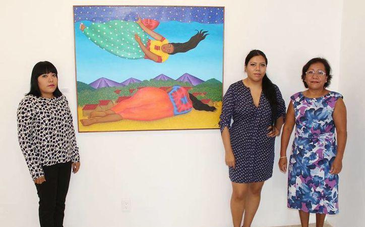 La exposición inaugural de la Galería Terracota Arte Actual permanecerá abierta hasta el día 13 de octubre. (Facebook/Culturayucatan)