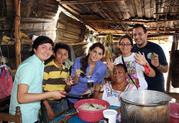 El proyecto pretende involucrar en las actividades turísticas a las comunidades. (Juan Tetzpa/SIPSE)
