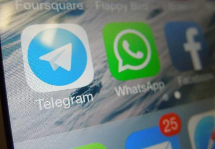 Hasta las 15:20 horas se habían registrado 3,181 quejas por la caída de Whatsapp. (SIPSE/Foto de archivo)