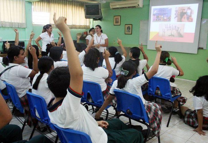 De los 14 casos de bullying en el 2013, 10 de ellos llegaron a un acuerdo, el resto se encuentra en proceso de conciliación. (Milenio Novedades)
