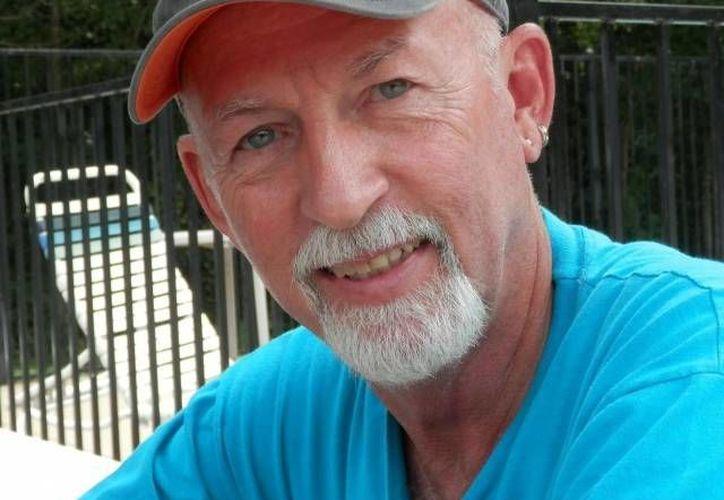 El asesino mató de 8 cuchilladas al pintor estadounidense Sammy Warren Woodroft, en Itzminá, en 2012. (Milenio Novedades).