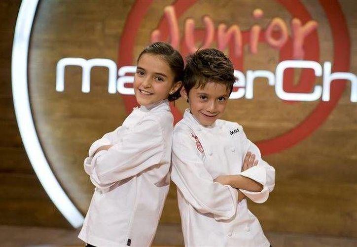 50 niños competirán para ser el mejor chef de México, a partir del próximo 3 de abril.(Foto tomada de Canal Fox)