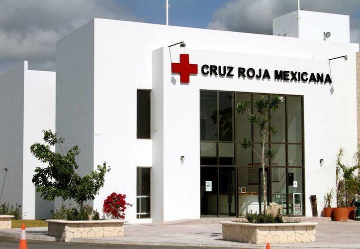 En las nuevas instalaciones de la Cruz Roja se ha incrementado la cantidad de especialidades que se ofrecen. (Adrián Monroy/SIPSE)