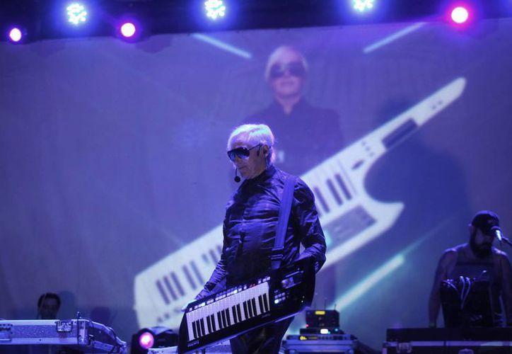 'Transx' se encargó de cerrar el evento con un set en el que incluyeron su más grandes éxitos de la música electrónica.(Amílcar Rodríguez/Milenio Novedades)