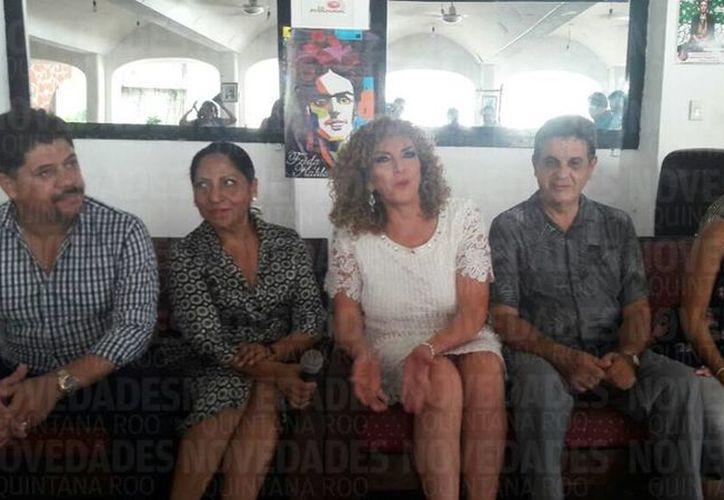 La senadora independiente contribuirá con el bloque parlamentario del Partido del Trabajo. (Edgar Olavarría/ SIPSE)