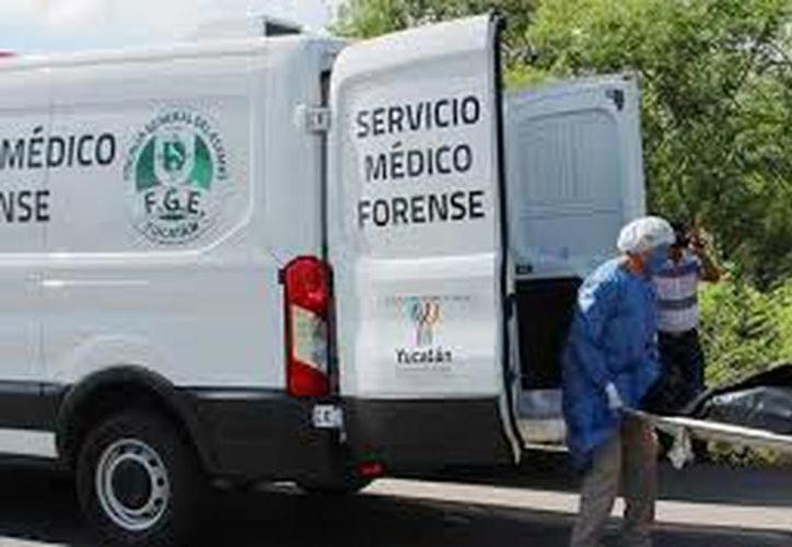 La autopsia realizada por el Servicio Médico Forense confirmó que la causa de la muerte fue asfixia por suspensión. (Archivo/Sipse)
