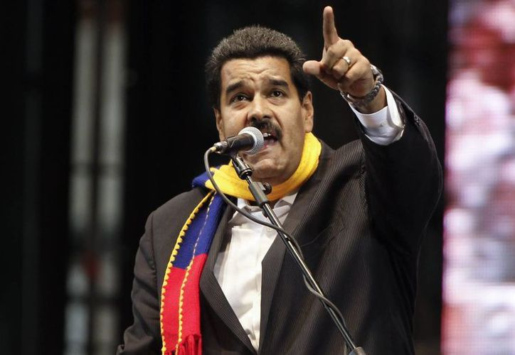 Maduro promete que Venezuela superará 'la perversidad del sabotaje'. (EFE)