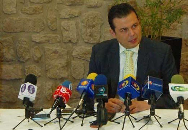Valencia responsabilizó a sus adversarios de cualquier ataque en su contra. (vozdemichoacan.com.mx)