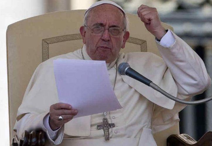 """Las declaraciones se hicieron en la presentación del libro, """"Padre, lo perdono: abusado, pero no quebrado"""". (Foto: Contexto/Internet)."""