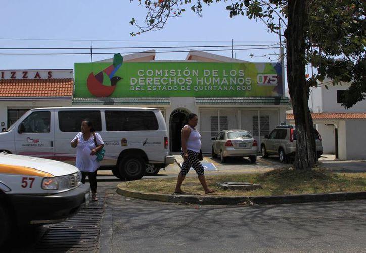 La Comisión de los Derechos Humanos del Estado busca obtener un panorama real de la discriminación en la entidad. (Claudia Martín/SIPSE)