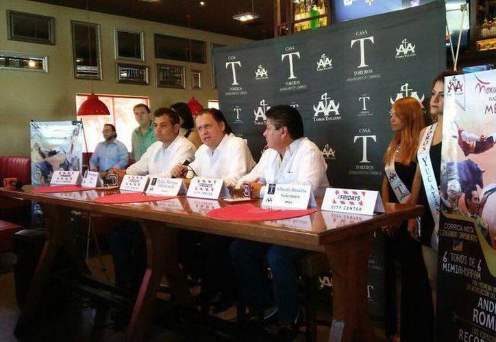 Los organizadores comentaron que el 11 de diciembre presentarán la despedida en Mérida de Eulalio López 'El Zotoluco'. (Milenio Novedades)