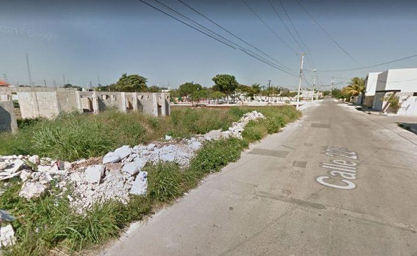 El enfrentamiento ocurrió el pasado viernes en el fraccionamiento Bugambilias, en el norte de Mérida.  (Imagen ilustrativa/Google Maps)