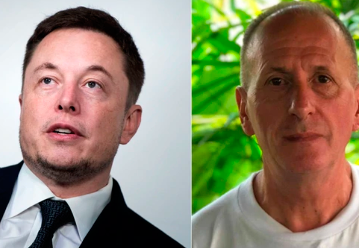 Aunque Elon Musk borró los tweets, Vernon Unsworth dijo que analizaría demandar. (Internet)