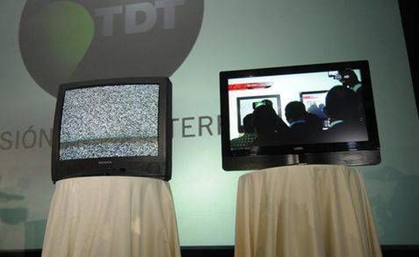 Oficialmente ningún empresario o Grupo ha levantado la mano para competir por las dos nuevas cadenas de televisión abierta digital que en breve serán licitadas. (Foto especial de MILENIO)