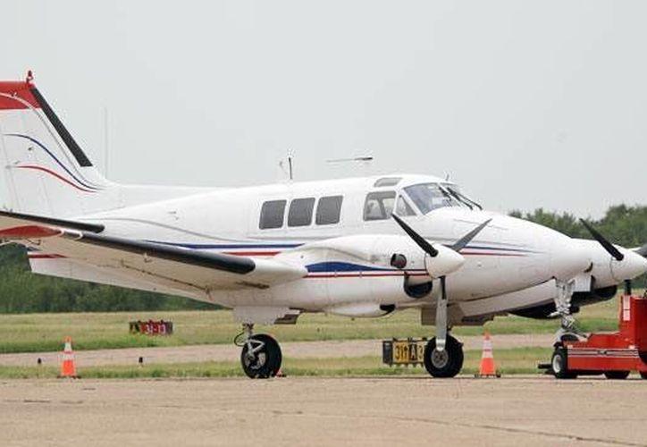 Se desconoce la procedencia y destino de la aeronave. (Foto de contexto/archivo/AP)