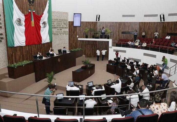 El Congreso espera iniciar el estudio del informe de la ASEY. (Novedades Yucatán)