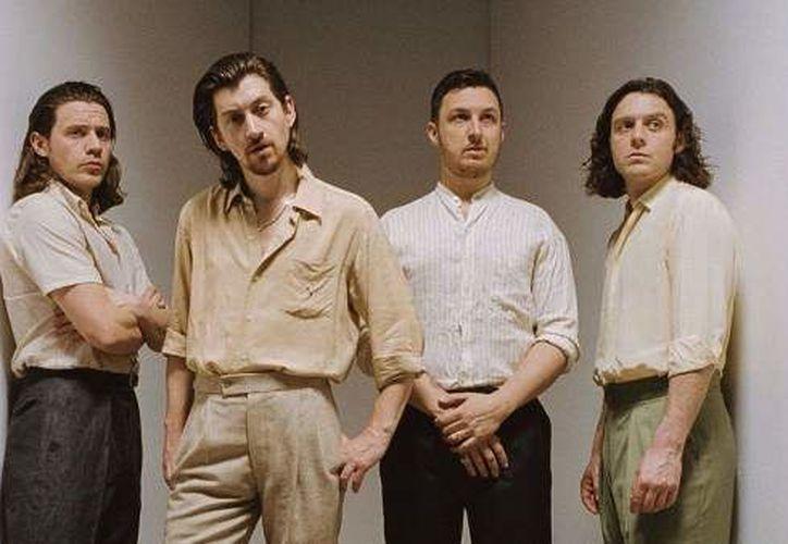 La banda Arctic Monkeys ha lanzado este viernes el álbum 'Tranquility Base Hotel & Casino'. (20 Minutos)