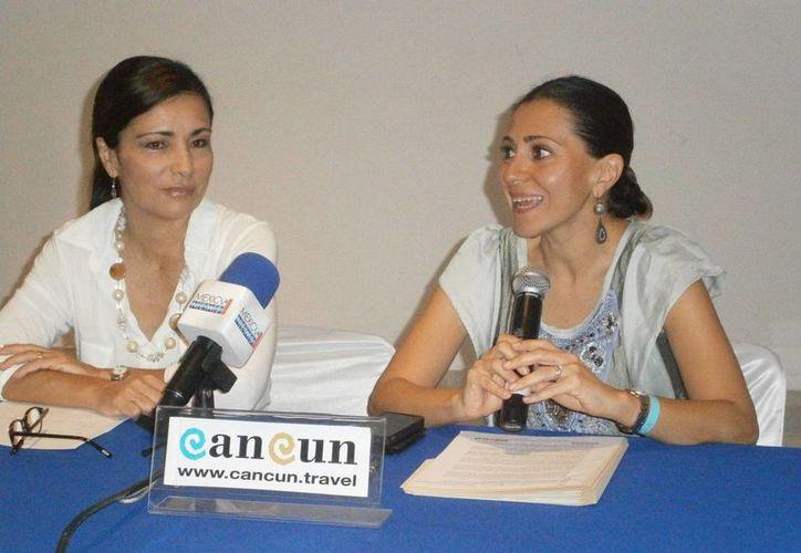 El evento se estará llevando a cabo del 6 al 9 de diciembre en el hotel Live Aqua. (Israel Leal/SIPSE)