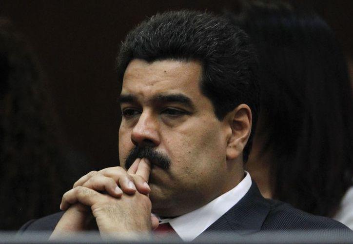 El vicepresidente se dijo optimista por la recuperación de Chávez. (Reuters)