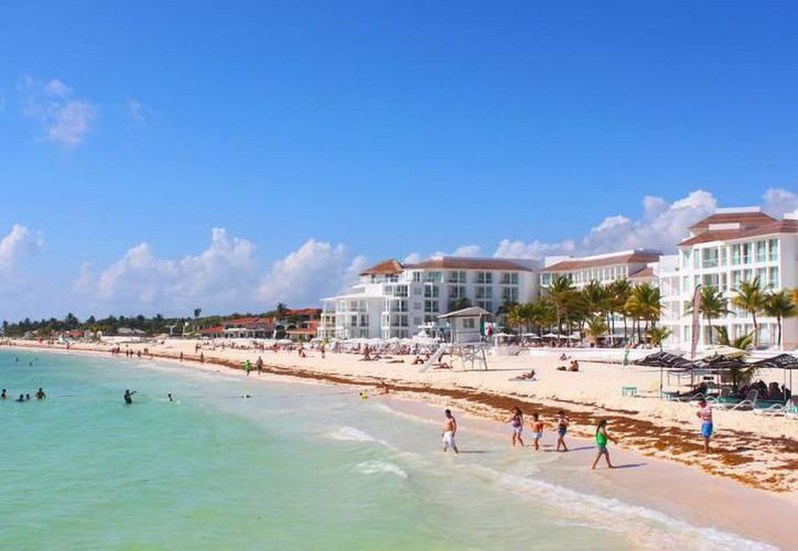 Las agencias continúan impulsando los destinos nacionales más demandados como la Riviera Maya. (SIPSE)