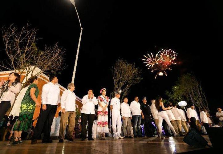 La Feria Yucatán 2016, en Xmatkuil, abrió sus puertas con renovados bríos, enfocada a retomar su origen: la exposición ganadera. (yucatan.gob.mx)