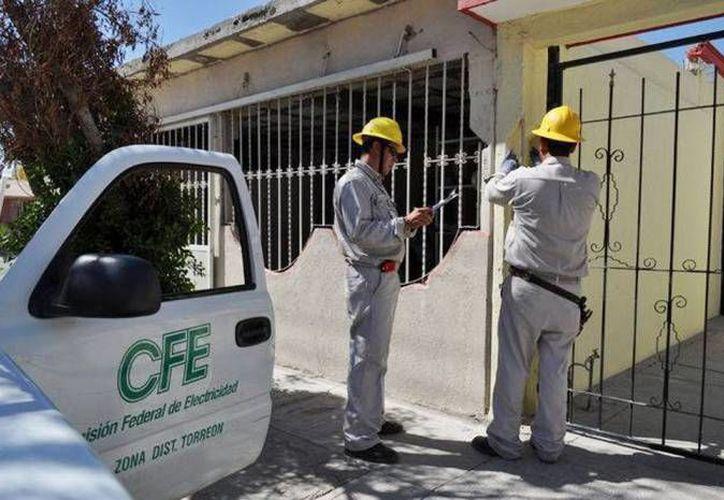 La PGR y la CFE resolvieron 47 conflictos jurídicos por sustracción de energía eléctrica y recuperaron 3.8 millones de pesos. (Milenio Novedades/Foto de contexto)