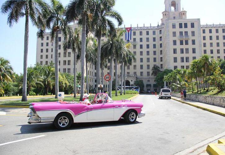 Aartistas de talla internacional como Katy Perry, Beyonce, Olga Tañón y otros aprovecharon para visitar Cuba en 2015, gracias al deshielo de las relaciones diplomáticas entre los gobiernos de Estados Unidos y de la isla.(Notimex)