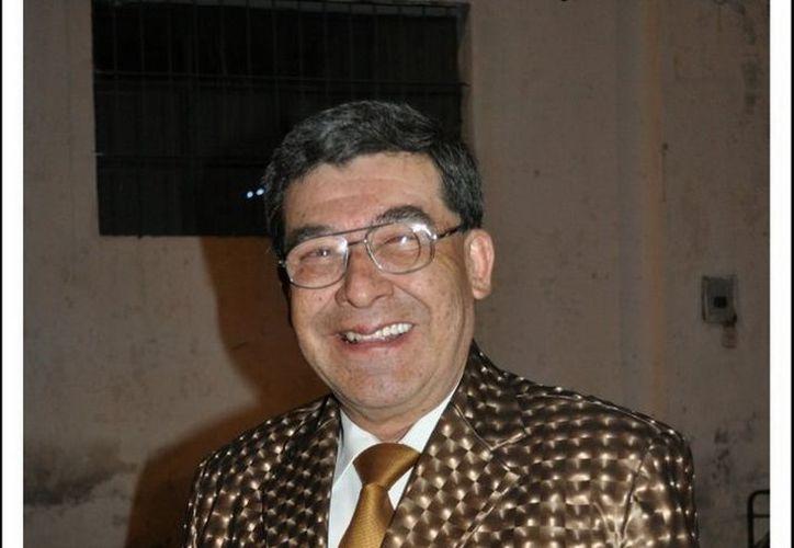Gildardo Zárate fue detenido en una fiesta que amenizaba, en Tlanepantla, Edomex. (Facebook)