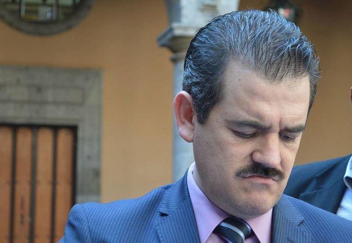 Carlos Mercado Casillas (en la imagen), será relevado por el titular de Bomberos de Guadalajara. (origenoticias.com)