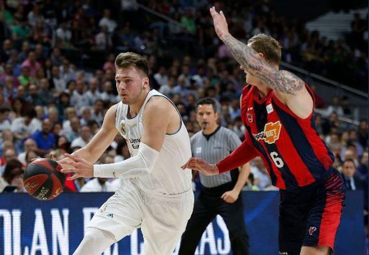Fue el primer juego de la serie final de la Liga de España de Baloncesto. (Twitter)