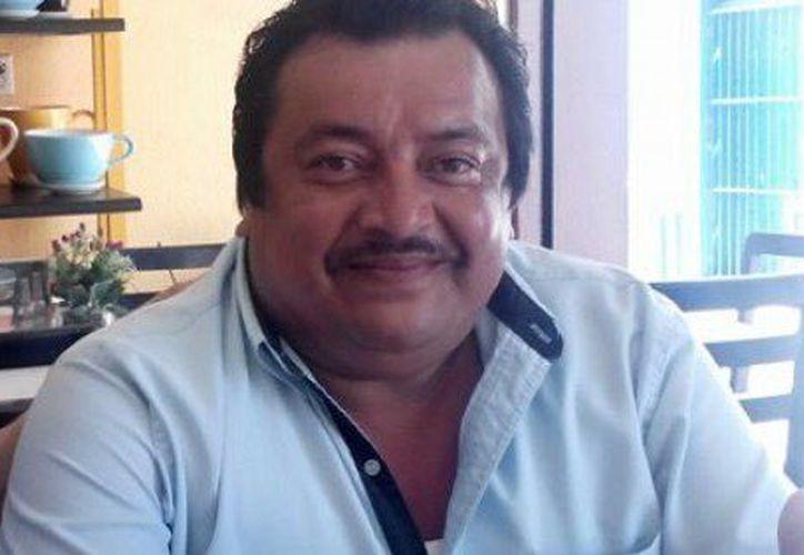 El periodista  fue hallado con heridas de arma de fuego en su domicilio en el municipio de Gutiérrez Zamora, Veracruz. (Twitter: @COMPABRIGADA)