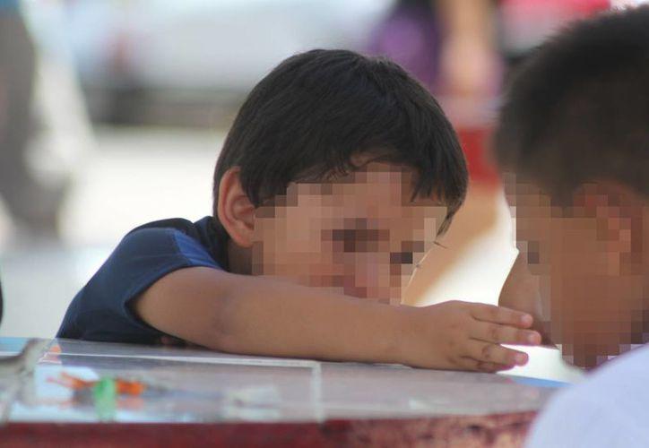 La Secretaría de Salud promueve pláticas en las escuelas para detectar y disminuir los casos de suicidio. (Sergio Orozco/SIPSE)