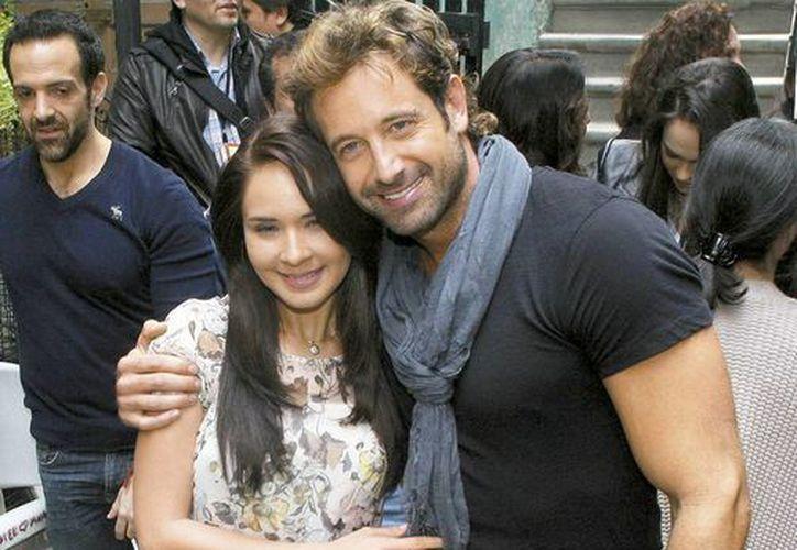 Adriana y Gabriel realizarán los personajes que antes hicieron Gabriela Roel y Alfredo Adame. (Milenio)