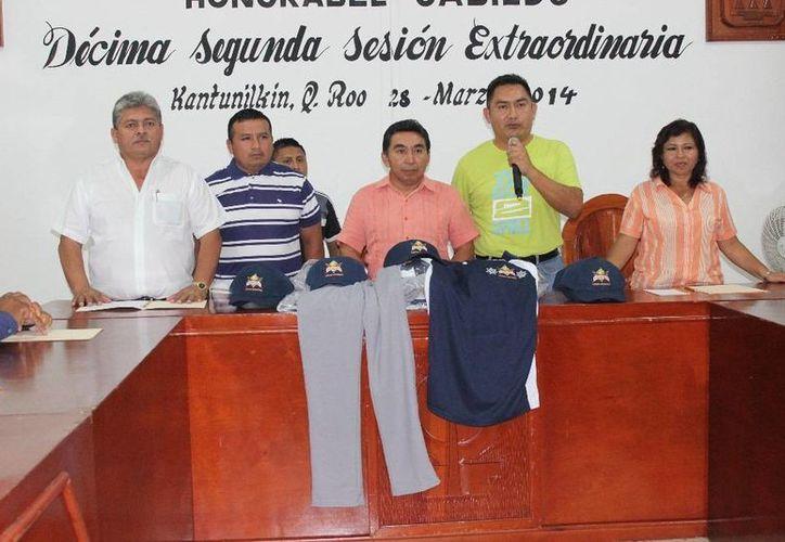 Las autoridades municipales impulsan el deporte. (Raúl Balam/SIPSE)