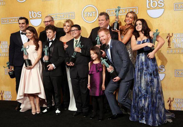 Un niño transgénero actuará como invitado en la serie 'Modern Family'. La foto corresponde a 2014. (AP)