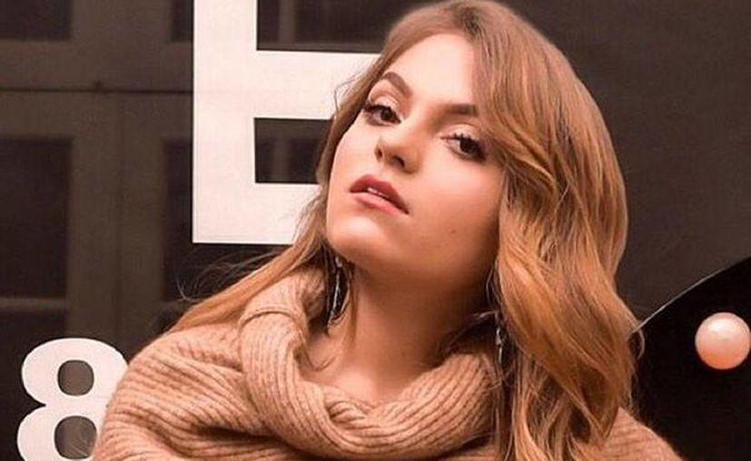 Sofía Castro se negó a emitir su opinión personal sobre la desaparición de los 43 estudiantes en Guerrero. (Twitter/botiquindestilo)