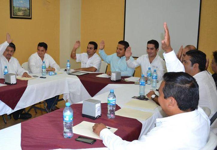 Por unanimidad, los delegados federales aprobaron que Carlos Carrillo coordine los esfuerzos interinstitucionales en la entidad. (Cortesía)