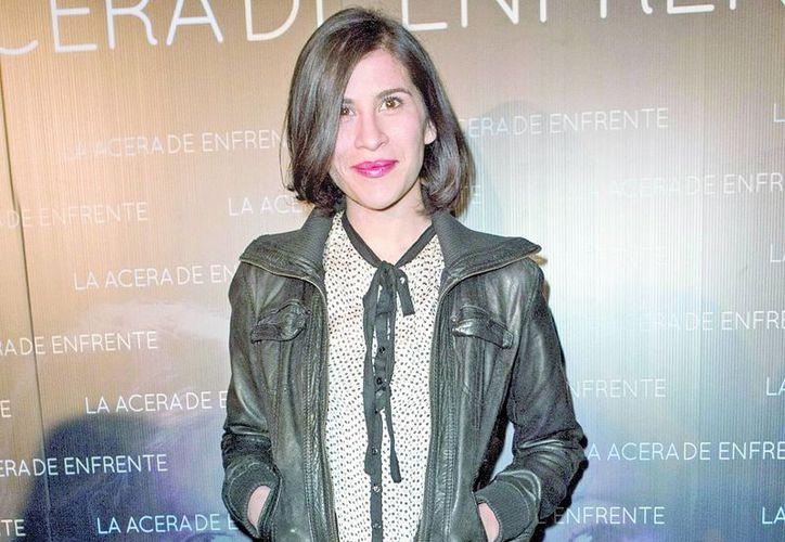 La actriz y productora Ximena Ayala prepara segunda temporada de la serie sobre una chica que desea ser famosa. (MILENIO/Archivo)