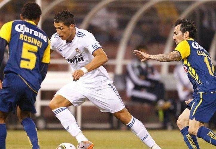 América vs Real Madrid, duelo a favor de los merengues