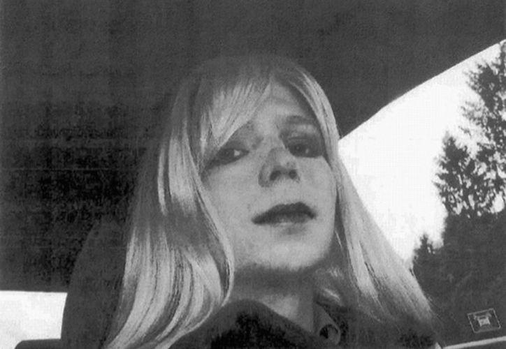 Chelsea Manning, que antes se llamaba Bradley, quedará en libertad el 17 de mayo. (U.S. Army/AP)