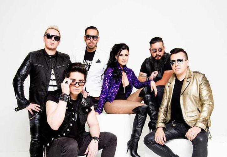 La banda iniciará su gira musical por diferentes lugares del país,después de su presentación en el Auditorio Nacional.(Notimex)