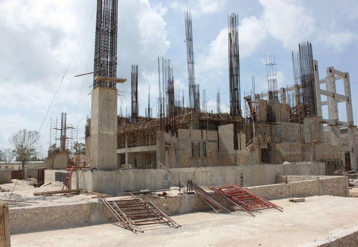 La construcción de la nueve sede del palacio costaría 115 millones 45 mil pesos. (Adrián Barreto/SIPSE)