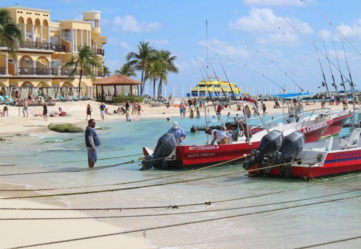 La expectativa es que este fin de semana se perciba un repunte en el turismo nacional y extranjero. (Daniel Pacheco/ SIPSE)