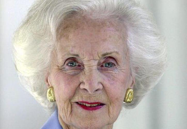 La princesa Lilian nació en Swansea, Gales, en 1915 y fue bautizada como Lillian May Davies. (EFE)